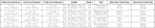Carolon Anti Embolism Stockings