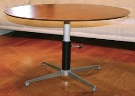 Diy Adjustable Height Coffee Table
