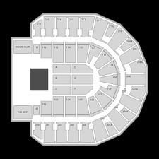 Taxslayer Center Moline Il Seating Chart Taxslayer Center Seating Chart Concert Map Seatgeek