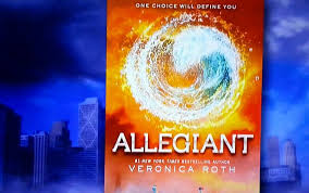 allegiant veronica roth cover