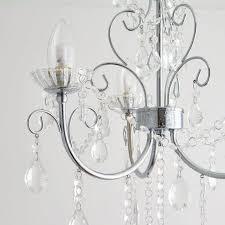 tabby 3 light bathroom chandelier ip44