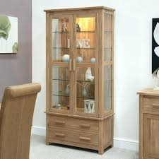 armoire glass doors small black cabinet with glass doors black corner wood and glass display case