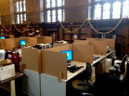 office separators. Cardboard Cubicle Dividers. Picture. Office Separators