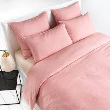 elina chambray linen duvet cover am pm