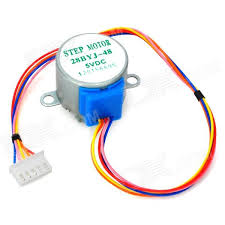 4 phase 5 wire arduino stepper motor uln2003 driver board buy 28byj 48 5v arduino stepper stepping motor 4 phase 5 wire at