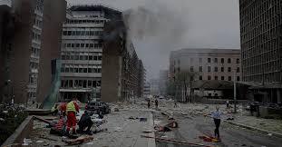 Juli 2011 77 menschen tötete, als er in oslo erst eine autobombe. Dagen Som Endret Norge