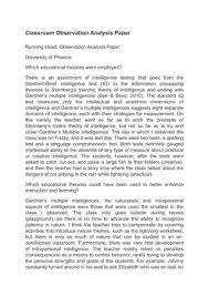 observation essay classroom observation reflection paper classroom observation report essay college paper service