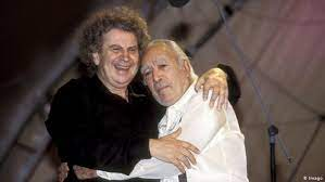 It should be noted that the composer's complete archive consists of more than 100,000 sheets and includes handwritten scores, original texts, programs, press clippings, photographs, prints, posters. Greek Composer Mikis Theodorakis Dies Aged 96 Music Dw 02 09 2021