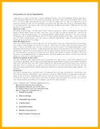 Sample Biographical Essay Writing A Biography Template Essay Outline Paragraph Sample