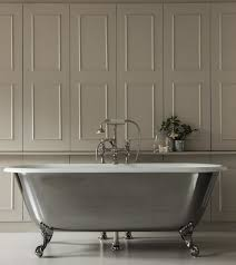 the swale cast iron double ended freestanding bath tub