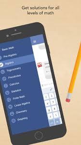 mathway math problem solver on the app store iphone screenshot 4