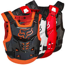 Fox Proframe Lc Ec Youth Chest Protector