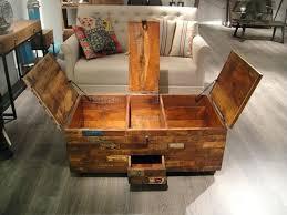 vintage storage chest storage trunk wood antique storage trunk vintage wooden chest rustic barn wood end