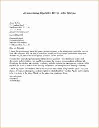 021 Business Letter Examples Of Cover Letters For