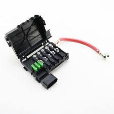 vw bora fuses fuse boxes new battery terminal fuse box holder for jetta golf mk4 bora vw