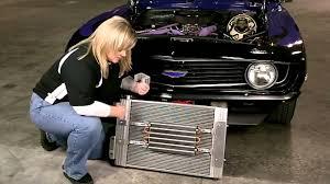 flex a lite camaro radiator and fan installation