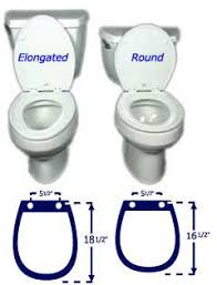 elongated bowl toilet dimensions. the most common residential toilet bowl used to be round, especially when space was tight, but trend is now elongated bowls. dimensions s