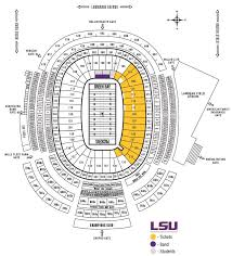 Lambeau Seating Chart Lsu Release About Tickets For Wisconsin Game And Seating