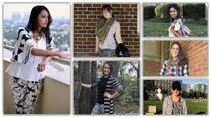 Pattern Mixing Amazing Six Bloggers Return With Pattern Mixing Outfit Ideas JustODThings
