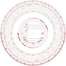 Tachograph Chart Reader T2cr Tachograph Charts Numbered Tachodisc