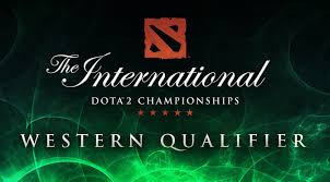 the international 3 dota 2 live western qualifiers
