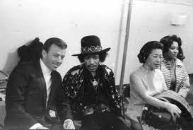 """With Pat O'Day And Stepmom Ayako """"June"""" Hendrix - Seattle ..."""