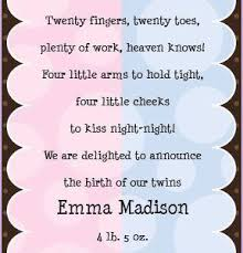 Baby Girl Birth Announcements Quotes Major Magdalene