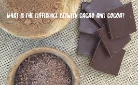 It tastes like a mix between chocolate buttercream frosting and this was fantastic! The Difference Between Cacao And Cocoa Ketohh A Low Carb Lifestyle