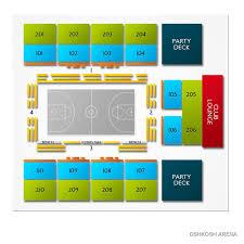 Menominee Arena Seating Chart College Park Skyhawks At Wisconsin Herd Tickets 1 30 2020