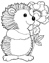Small Picture Coloring page Hedgehog Animals 47 Printable coloring pages