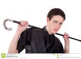 Image result for man with elegant cane