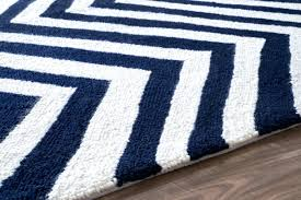 navy blue white area rugs chevron rug and x magnus lind indoor striped living spaces dining room plush for bedroom
