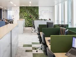 office greenery. Wonderful Greenery Nine Walls Of Verdant Greenery Distributed Throughout The Office Space  Generate Oxygen And Improve Air Quality Naturally And Office Greenery