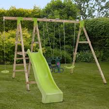 muriqui wooden swing set with slide fancybox fancybox fancybox
