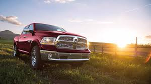 dodge ram wallpaper. Simple Ram 2019 Dodge Ram 1500 Red Color Front Side View In Field Sun Rise  Background And Wallpaper