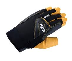 Gill Sailing Gloves Size Chart Gill S F Pro Glove Color Black 7442b