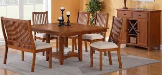 mission style dining room set interior lindsayandcroft
