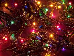 Pretty Ideas Bright Christmas Lights Outside Led Background Blue