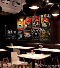 2017 classic italian coffee tin sign old wall art decor painting with regard to italian cafe on cafe wall art design with 20 photos italian cafe wall art wall art ideas