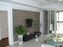 Modern Wallpaper Designs For Living Room Modern Wallpaper Design For Living Room House Decor