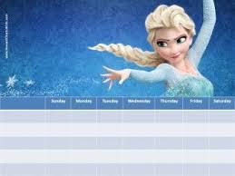 Free Printable Frozen Behavior Charts Reward Chart Kids