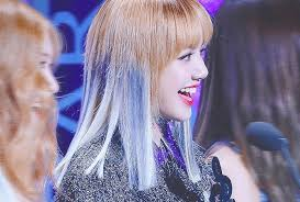 Purple Hair Style 9 times blackpink lisa changed her hairstyle since debut 7433 by wearticles.com