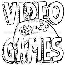 Small Picture Awesome Coloring Pages Games With Video Game In Video Game