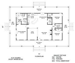 rectangular house plans wrap around porch lovely best farmhouse images on of ranch style floor with