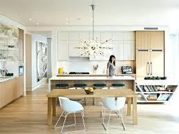 contemporary kitchen chandeliers linear crystal chandelier contemporary kitchen pendants