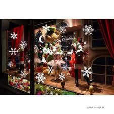 144pcs Weihnachten Fensteraufkleber Konsait Weihnachten