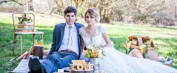 picnic wedding reception. Hosting a Picnic Wedding Reception WeddingWise