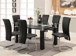 Modern Glass Dining Room Tables Stunning Decor Beautiful
