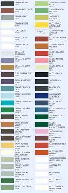 Spray Paint Colors Home Depot Spray Paint Colors Rustoleum
