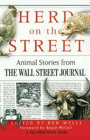 Herd On The Street Book By Ken Wells Bruce Mccall